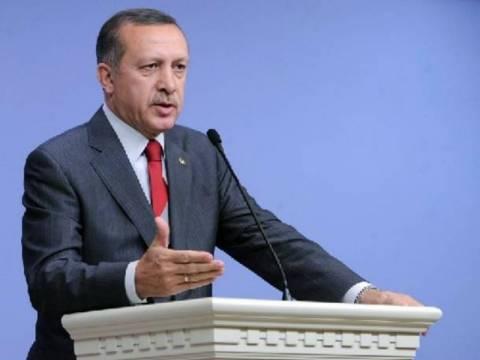 Ο Ερντογάν κατηγόρησε τους Δυτικούς ότι δεν βοηθούν την Τουρκία