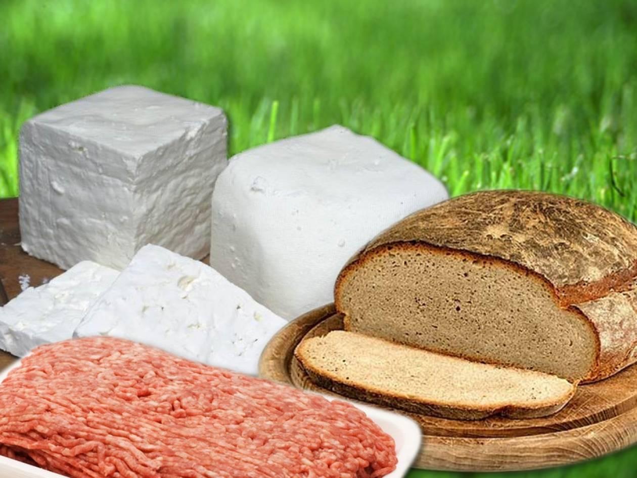 Έρχεται κύμα ανατιμήσεων σε βασικά είδη διατροφής