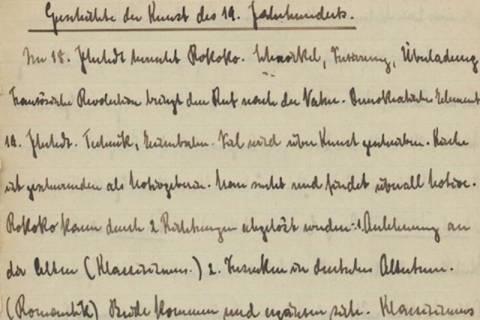 Διακόπηκε δημοπρασία εγγράφων του Γκέμπελς λόγω μικρού ενδιαφέροντος