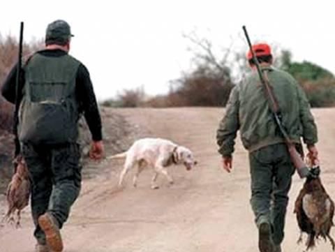 Απαγόρευση κυνηγιού για 5 χρόνια σε περιοχές της Καρδίτσας