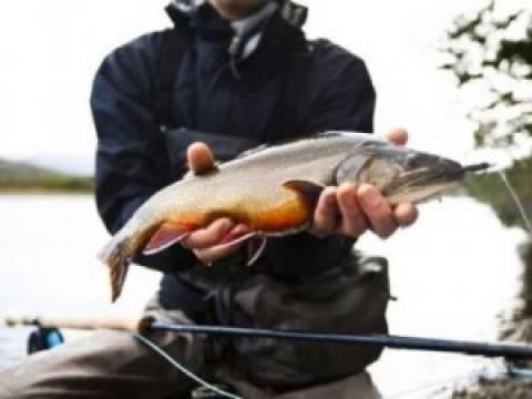 Βρήκε το κομμένο του δάχτυλο στη κοιλιά ψαριού