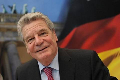 Γκάουκ: «Οι Γερμανοί δεν μπορούν να είναι παιδαγωγοί της Ευρώπης»