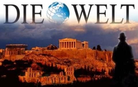 «Βλέπει» χαλάρωση των ορών βοήθειας στην Ελλάδα η Welt