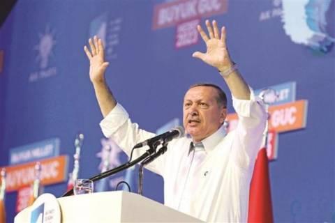 Επανεκλογή Ερντογάν στην προεδρία του ΑΚΡ