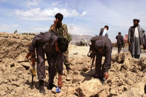 Στόχος καμικάζι στρατιώτες του ΝΑΤΟ στο Αφγανιστάν