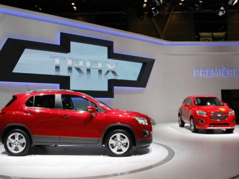 Νέο μικρό SUV για την Chevrolet