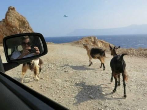 Τουρίστες φωτογράφισαν UFO στην Κρήτη;
