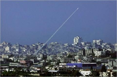 Ρουκέτα από τη Γάζα χτύπησε το νότιο Ισραήλ