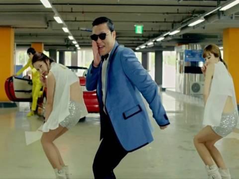 Βίντεο: Το Gangnam Style όπως δεν το έχετε... ξανακούσει!