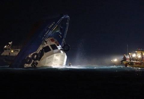 Βίντεο: Στο πένθος το Χονγκ Κονγκ – Τουλάχιστον 25 νεκροί σε ναυάγιο