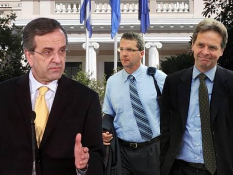 Πολιτική λύση στις διαπραγματεύσεις επιδιώκει ο Α. Σαμαράς