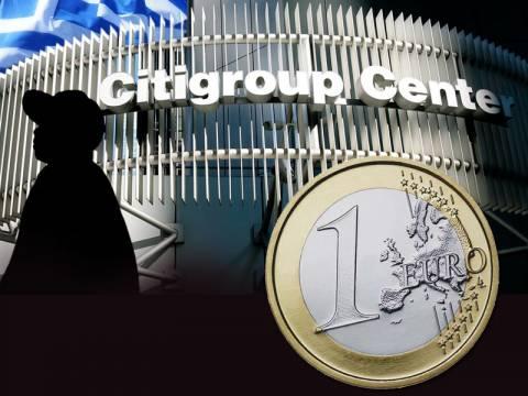 Citigroup: Σχεδόν απίθανη η παραμονή της Ελλάδας στο ευρώ