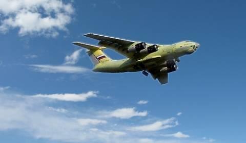 IL-476: Σπάνιο αεροσκάφος με μεγάλο εξαγωγικό δυναμικό