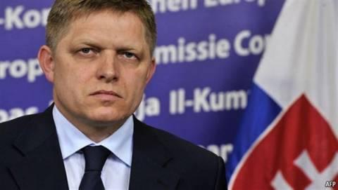 Σλοβάκος Πρωθυπουργός: «Να βγει η Ελλάδα από την ευρωζώνη»