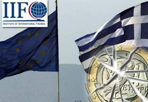 IIF: Αυτά που προβλέφθηκαν ξεπεράστηκαν κατά πολύ στην Ελλάδα