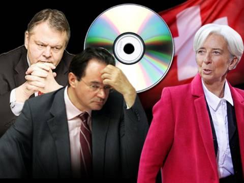 Λίστα Λαγκάρντ: Η περίεργη διαδρομή του «αμαρτωλού» CD