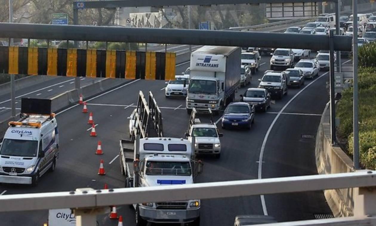 Κυκλοφοριακό χάος στη Μελβούρνη