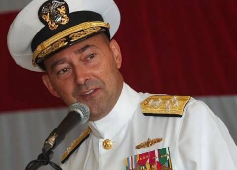 Ο Ελληνοαμερικανός ναύαρχος Σταυρίδης στην Τουρκία
