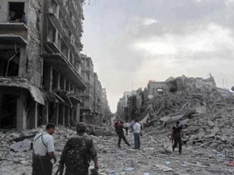 Συρία: Δεκάδες οι νεκροί και οι τραυματίες στο Χαλέπι