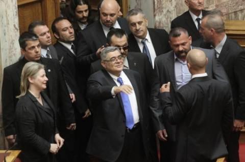 Πρόταση για άρση ασυλίας Κασιδιάρη, Ηλιόπουλου και Γερμενή