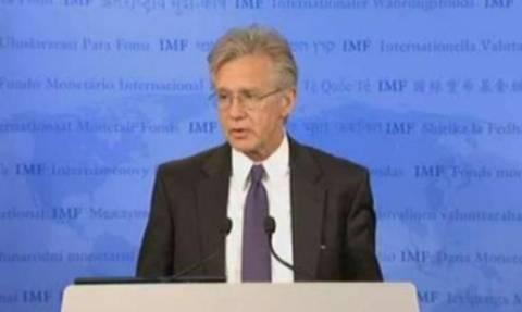 Ράϊς: Το ΔΝΤ δεν έχει βάλει χρονοδιάγραμμα στην Ελλάδα