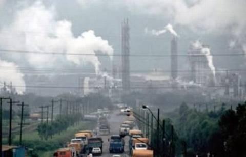 Η μόλυνση της ατμόσφαιρας είναι...αρχαία συνήθεια