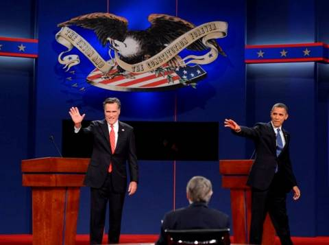 Καθήλωσε τους αμερικάνους η πρώτη τηλεμαχία των υποψήφιων προέδρων