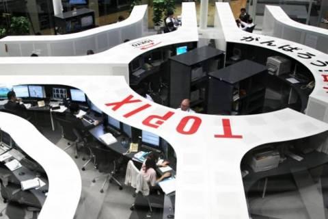 Ανοδικό το κλείσιμο του Nikkei