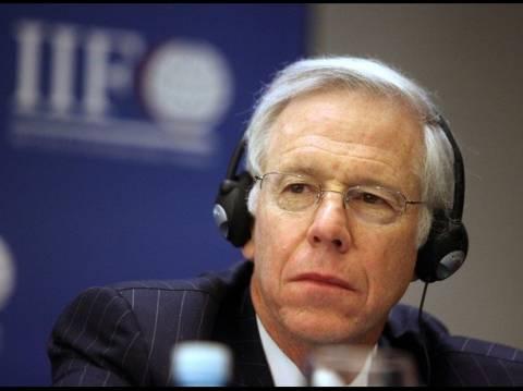 Τ. Νταλάρα: Ζητεί χαμηλότερα επιτόκια για την Ελλάδα