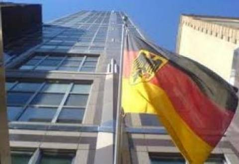 Διαμαρτυρία των Ανεξάρτητων Ελλήνων στη γερμανική πρεσβεία