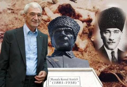 Μπουτάρης: Το άγαλμα του Κεμάλ Ατατούρκ θα φέρει Τούρκους τουρίστες