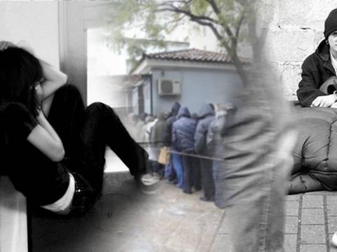 Στην ανέχεια μισό εκατομμύριο Ελληνόπουλα