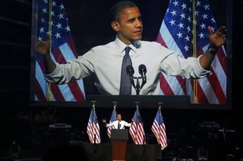 Βίντεο: Ο Ομπάμα αυτοσαρκάζεται για το ντιμπέιτ