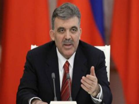 Γκιουλ: Η Τουρκία θα προστατεύσει τα σύνορά της