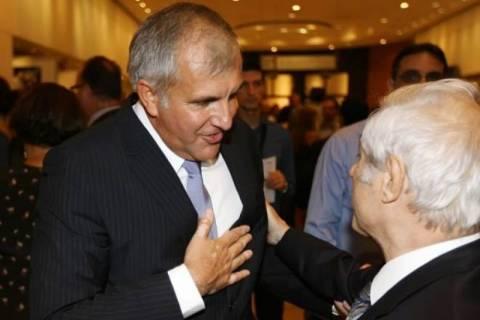 Ομπράντοβιτς: «Ένα μεγάλο ευχαριστώ στην οικογένεια Γιαννακόπουλου»