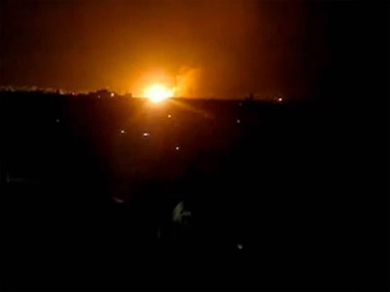 Συρία: Επίθεση αυτοκτονίας σε συγκρότημα των δυνάμεων ασφαλείας