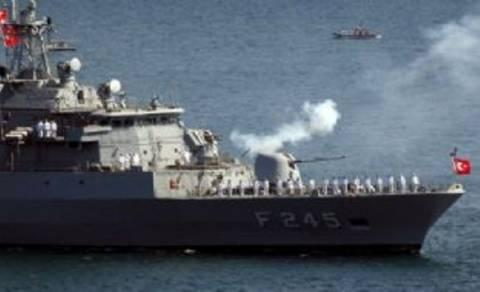 Τουρκία και Αίγυπτος σε κοινή ναυτική άσκηση στη Μεσόγειο