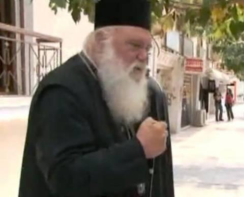 Βίντεο:H επίσκεψη της Μέρκελ εμπόδισε τη συνεδρίαση της Ιεράς Συνόδου!