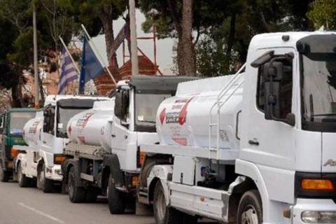Θεσσαλονίκη: Αποκλεισμός του ΥΜΑΘ από βενζινοπώλες με 80 βυτιοφόρα