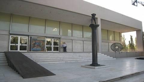 Χωρίς φύλακες το Σαββατοκύριακο η Εθνική Πινακοθήκη