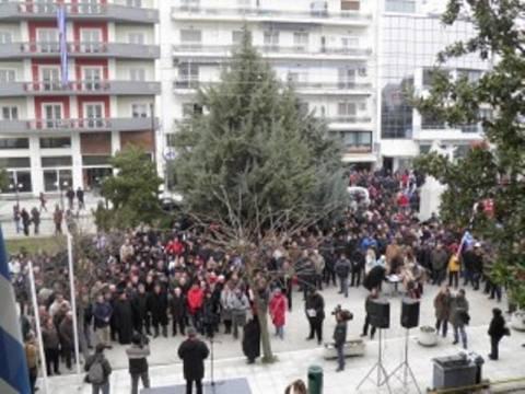 Συγκέντρωση διαμαρτυρίας για την υποβάθμιση της Ορεστιάδας