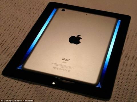 Αυτό είναι το νέο iPad mini; (pics)