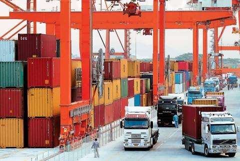 Θεαματική αύξηση των ελληνικών εξαγωγών το καλοκαίρι