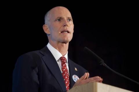 Γκάφα ολκής από τον κυβερνήτη της Φλόριντα