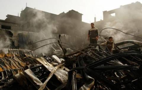 Νέα επιδρομή στη Λωρίδα της Γάζας