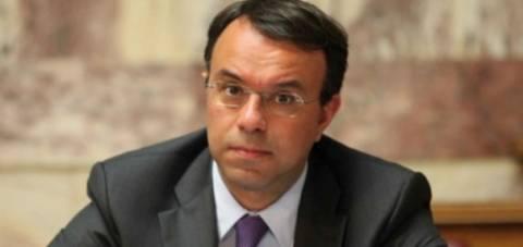 Σταϊκούρας: Υπάρχουν κάποια πρώτα θετικά στοιχεία εξόδου από την κρίση