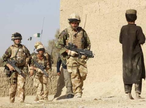 Βρετανοί στρατιώτες εμπλέκονται σε δολοφονία στο Αφγανιστάν