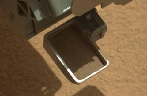 Curiosity: Ορυκτό στον Άρη έχει ομοιότητες με πετρώματα στη Γη