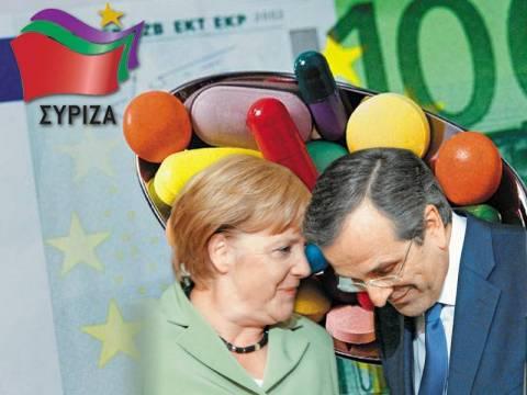 ΣΥΡΙΖΑ: Για «μπίζνες» με την Υγεία μας ήρθε η Μέρκελ!
