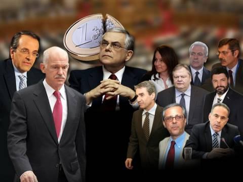 Πώς σύρθηκε η Ν.Δ στην κυβέρνηση Παπαδήμου